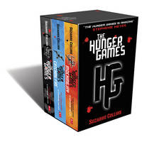 Jacket image for Hunger Games Trilogy Boxed Set