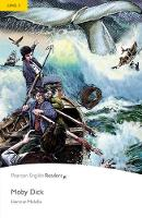 Jacket image for Moby Dick Book & MP3 Pack Level 2