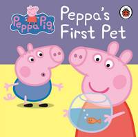 Jacket image for Peppa Pig: Peppa's First Pet My First Storybook