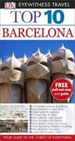 Jacket image for DK Eyewitness Top 10 Travel Guide: Barcelona