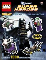 LEGO Batman Ultimate Sticker Collection LEGO DC Universe Super Heroes