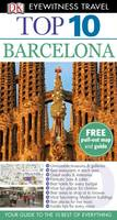 DK Eyewitness Top 10 Travel Guide: Barcelona