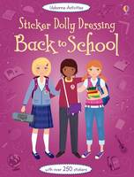 Sticker Dolly Dressing: Back to School