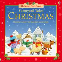 Farmyard Tales Christmas Flap Book and Jigsaw