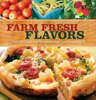 Farm Fresh Flavors cover image