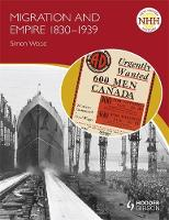 Jacket image for Migration and Empire 1830-1939