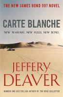 Jacket image for Carte Blanche