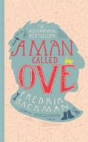 Jacket image for A Man Called Ove