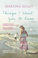 Jacket image for Things I Want You to Know