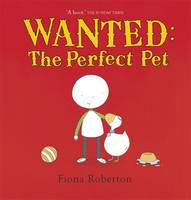 Jacket image for Wanted: The Perfect Pet
