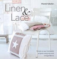 Linen and Lace cover image
