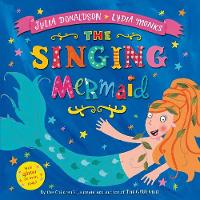 Jacket image for The Singing Mermaid
