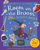 Jacket image for Room on the Broom Big Activity Book