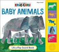 Jacket image for Eric Carle - Baby Animals