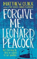 Jacket image for Forgive Me, Leonard Peacock