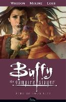 Jacket image for Buffy the Vampire Slayer Season 8, Volume 4 Time of Your Life
