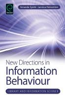 Jacket image for New Directions in Information Behaviour