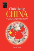 Jacket image for Globalizing China