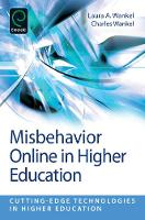 Jacket image for Misbehavior Online in Higher Education