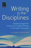 Jacket image for Writing in the Disciplines
