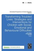 Jacket image for Transforming Troubled Lives