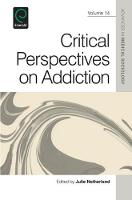 Jacket image for Critical Perspectives on Addiction