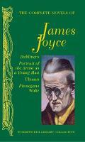 Jacket image for The Complete Novels of James Joyce