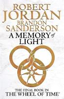 Jacket image for A Memory of Light