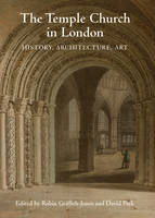 Jacket image for The Temple Church in London