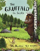 Jacket image for The Gruffalo in Scots