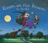 Jacket image for Room on the Broom in Scots