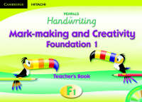 Jacket image for Penpals for Handwriting Foundation 1 Mark-making and Creativity Teacher's Book and Audio CD