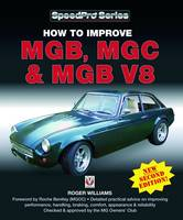 Jacket image for How to Improve MGB, MGC and MGB V8
