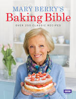 Jacket image for Mary Berry's Baking Bible