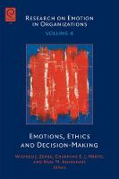 Jacket image for Emotions, Ethics and Decision-making