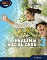 Jacket image for BTEC Level 3 National Health and Social Care: Student Book 2