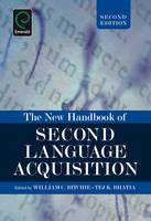 Jacket image for The New Handbook of Second Language Acquisition