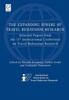 Jacket image for The Expanding Sphere of Travel Behavior Research