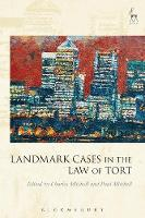 Jacket image for Landmark Cases in the Law of Tort