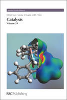 Jacket image for Catalysis Vol. 24