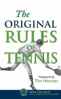 The Original Rules of Tennis