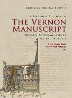 A Facsimile Edition of the Vernon Manuscript Jacket Image