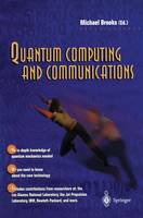 Jacket image for Quantum Computing and Communications
