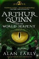 Jacket image for Arthur Quinn and the World Serpent