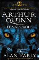 Jacket image for Arthur Quinn and the Fenris Wolf