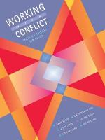 Jacket image for Working with Conflict