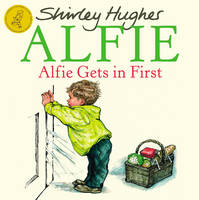 Jacket image for Alfie Gets in First