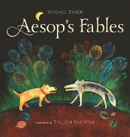 Jacket image for Aesop's Fables