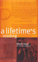 A Lifetime's Reading Jacket Image
