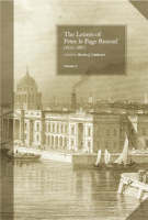 The Letters of Peter le Page Renouf (1822-97) v.3; Dublin 1854-1864 Jacket Image